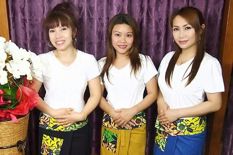 タイ古式マッサージ トーンバイ(Thongbai)