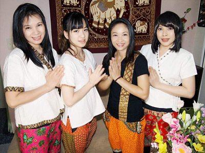 タイ古式マッサージ ブアケオ(Buakaew)