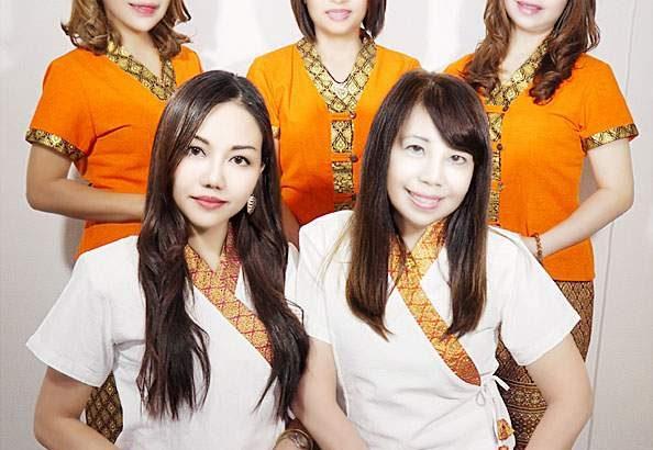 タイ古式マッサージソムジャイ