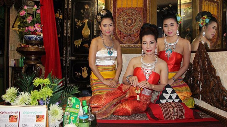 タイ古式マッサージ サバイトン