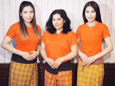 タイ古式マッサージ浅草クンター