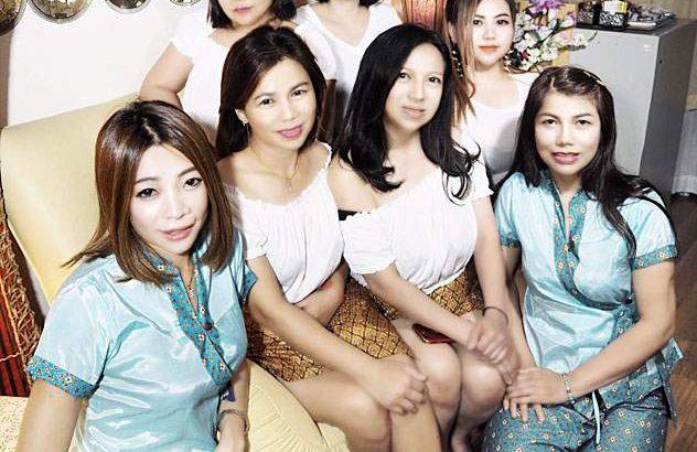 新大久保タイ古式マッサージスックジャイ