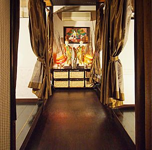 タイ古式マッサージドークジャンパー