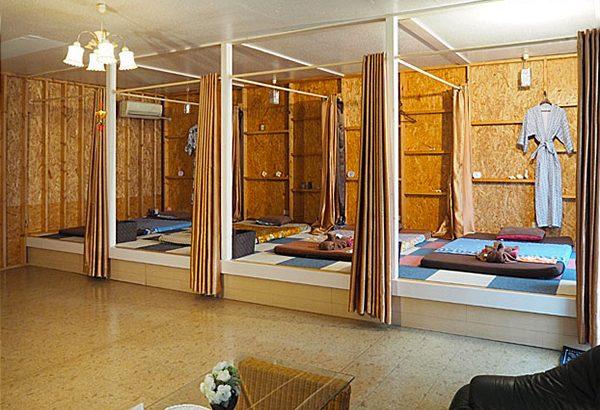 タイ古式マッサージカンニカスパ