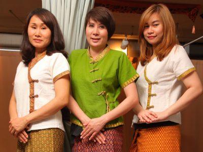 タイ古式マッサージ ヌアサバイ