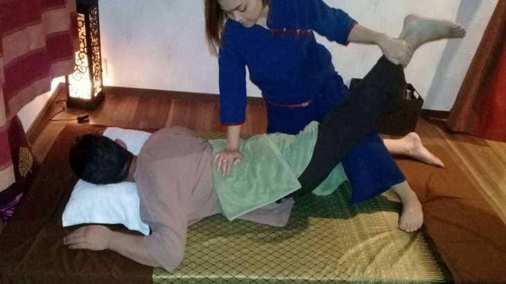 Thai Traditional Massage Cherfaタイ古式マッサージ