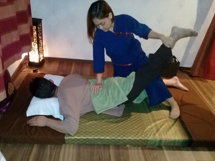 Thai Traditional Massage Cherfaタイ古式マッサージ
