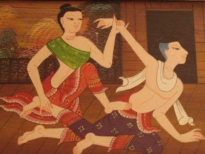 タイ古式マッサージ「sina」