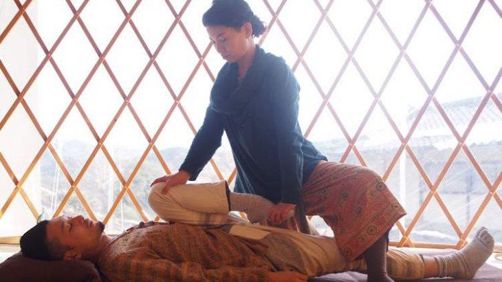 タイ古式マッサージ チャクラ ワーン