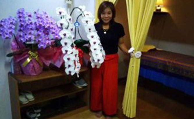 タイ古式マッサージ-ワンペン