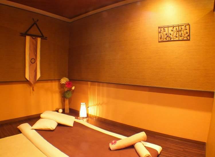 タイ古式マッサージ ナムジャイ 弁天橋店