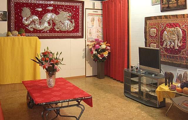 タイ古式マッサージブアトーン