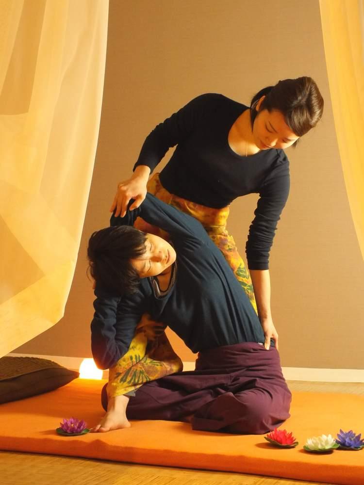 THAI MASSAGE&HEALING SALON JASPER
