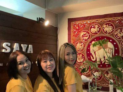 タイ古式マッサージ タイサヤー&スパ